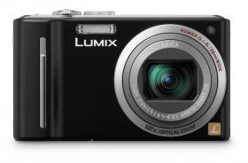 Panasonic Lumix DMC-TZ8 digital camera lens