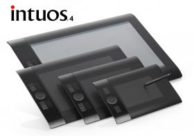Wacom Intuos4 sizes
