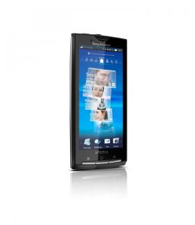 Sony Ericsson Xperia X10 smartphone with touch screen technology