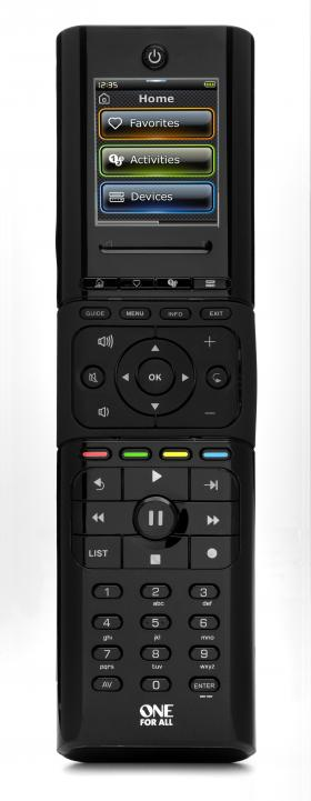 AllForOne Xsight Touch remote control