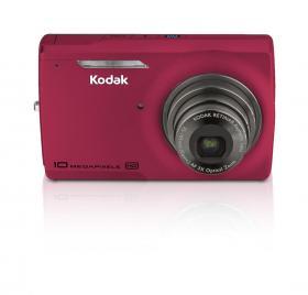 The Kodak M1093 IS in red