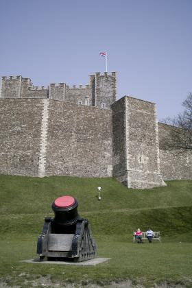 Sigma DP2s and Dover Castle
